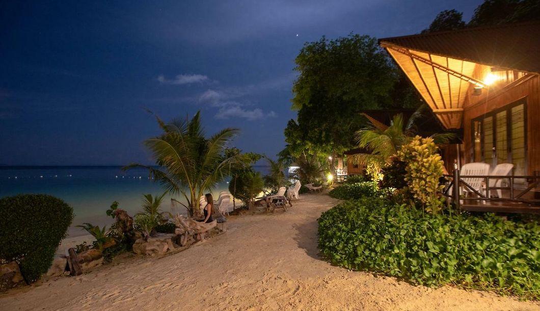 Rantee Cliff Beach Resort Ko Phi